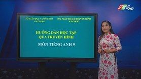 TIẾNG ANH LỚP 9 (21-4-2020)